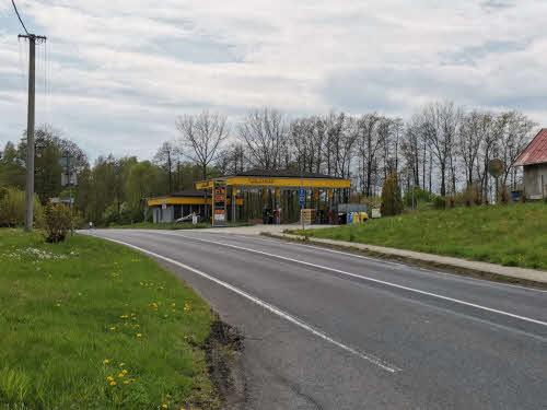 Čerpací stanice Vendys, Chřibská